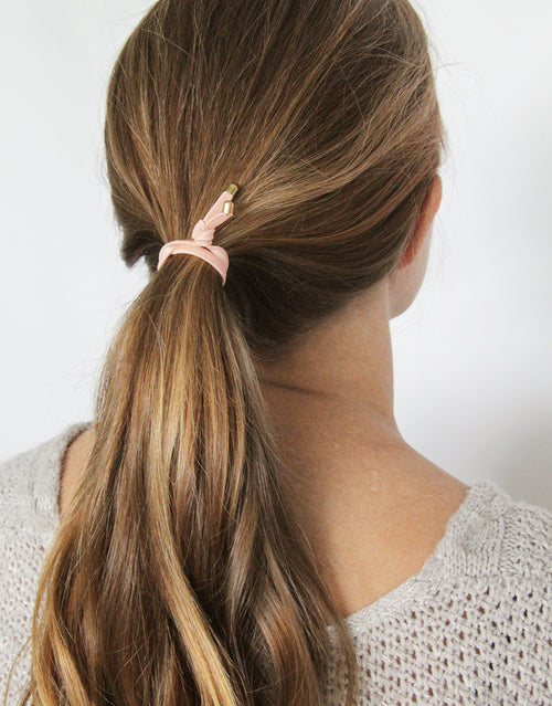 BANDED's Hair Ties + Accessories - Petal Capped - Embellished Hair Ties