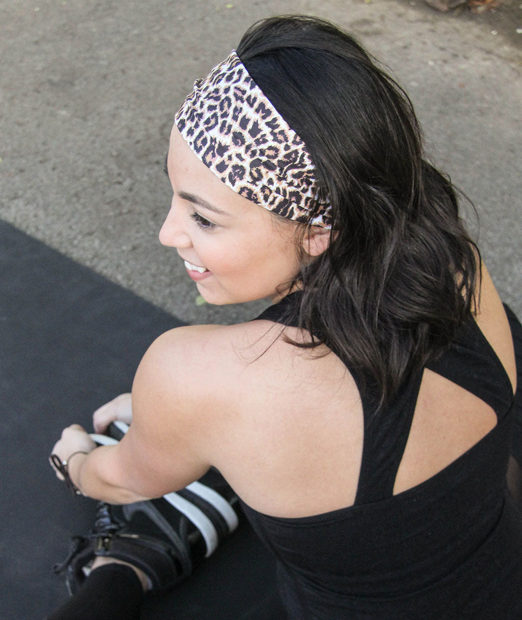 Classic Leopard - Accelerate Athletic Headband