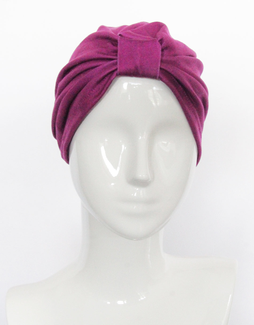 BANDED Women's Full Coverage Headwraps + Hair Accessories - Radiant Sky - Fashion Turban