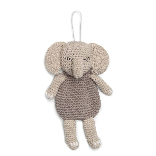Little Elephant - Pacifier Friend