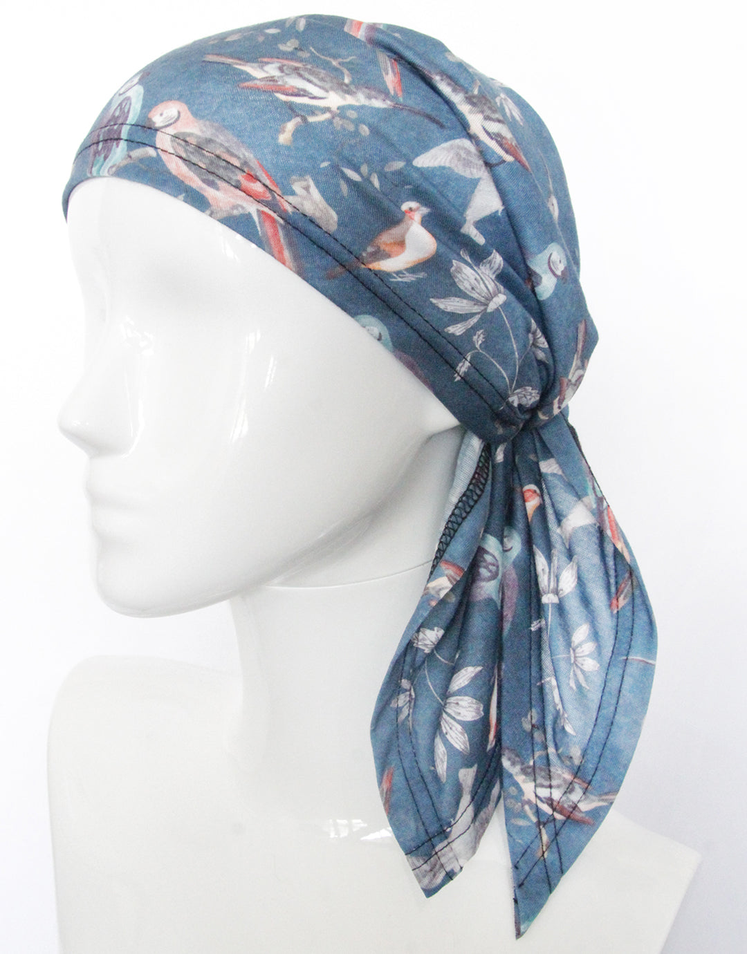 Water Birds - Multi-style Headwrap