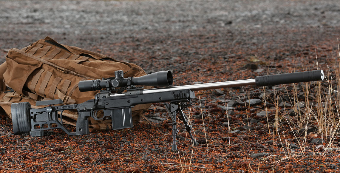 KRG 180-Alpha Chassis (fixed only)