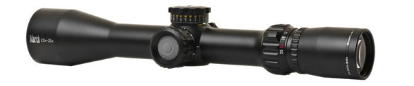 March 2.5x-25x42 Rifle Scope
