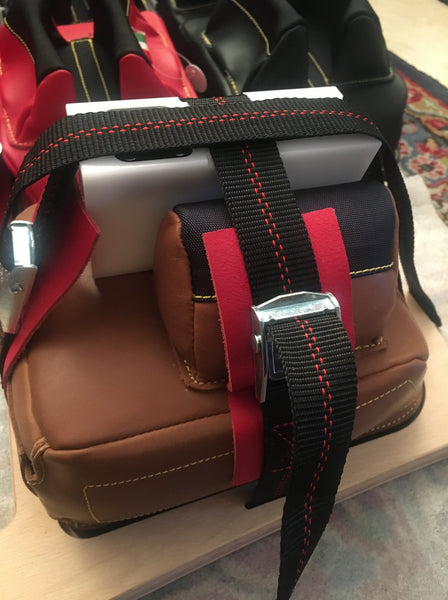 Lenzi Rear Bag Carry Plate and Ear Block