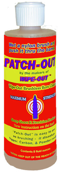 """PATCH-OUT"" ™ Brushless LIQUID Bore Cleaner"
