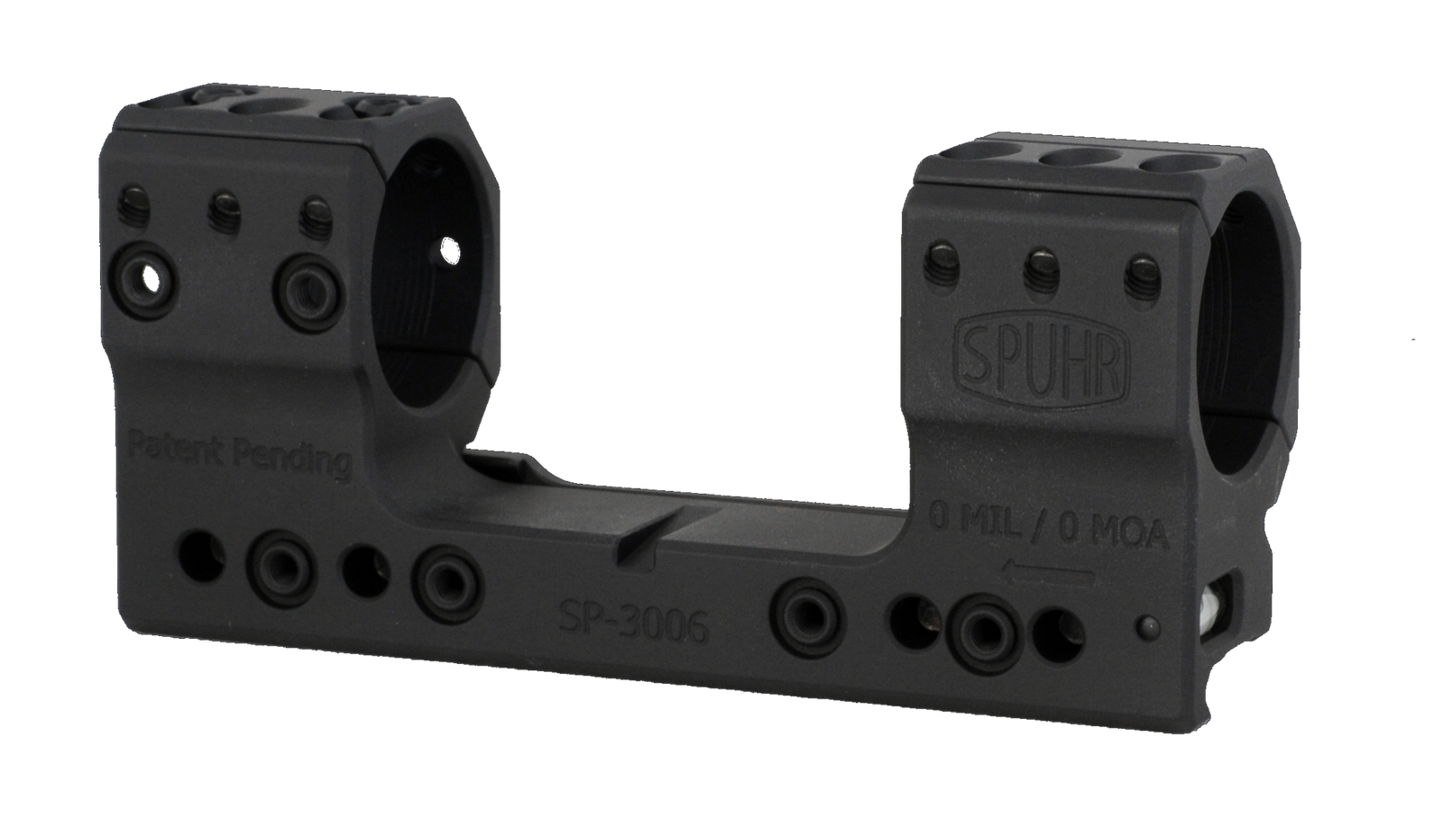 Spuhr Ideal Scope Mount System (ISMS)