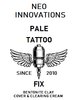 Neo Innovations Tattoo Fix Concealing & Fading Cream - Pale Color