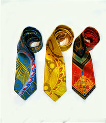 Graphic Design Ties