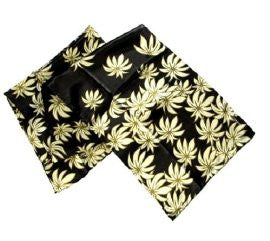 South Pacific in black - Pangborn Design Scarf