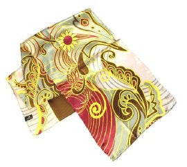 Earth Tones Paisley - Pangborn Design Scarf