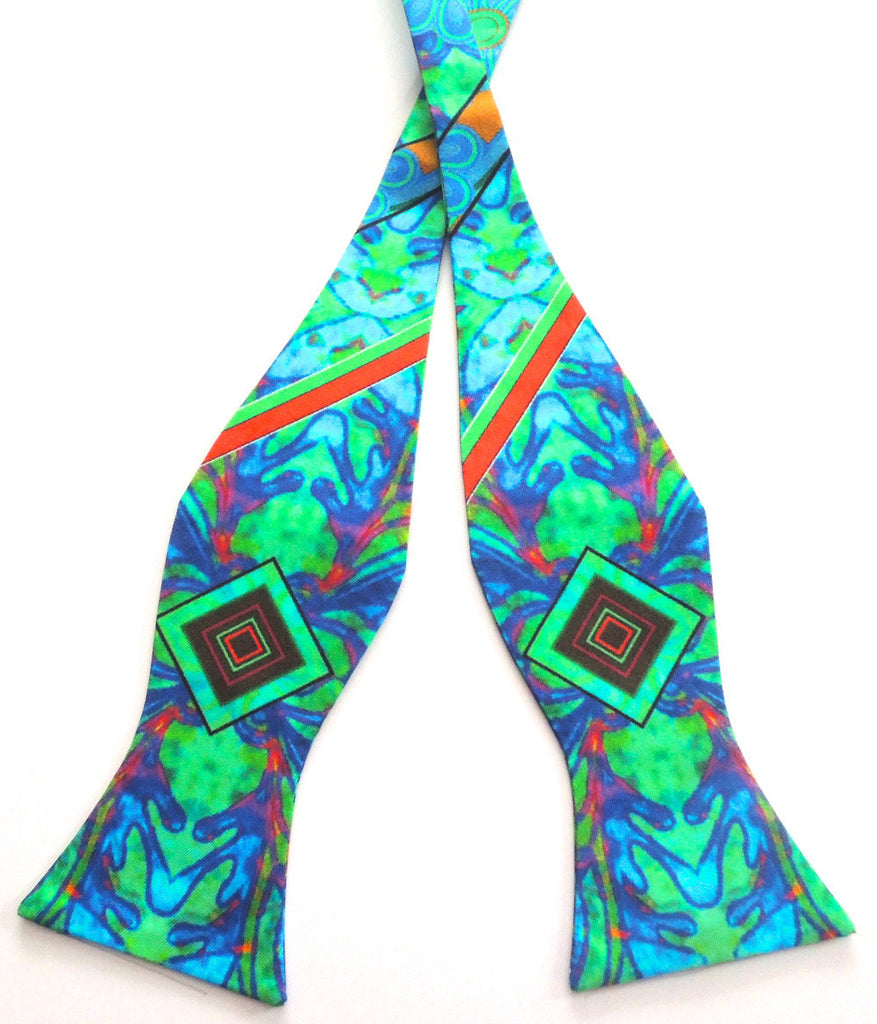 Pangborn Excursion Silk Bow Tie