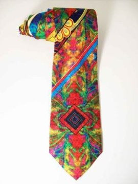 Pangborn Exursion Silk Tie