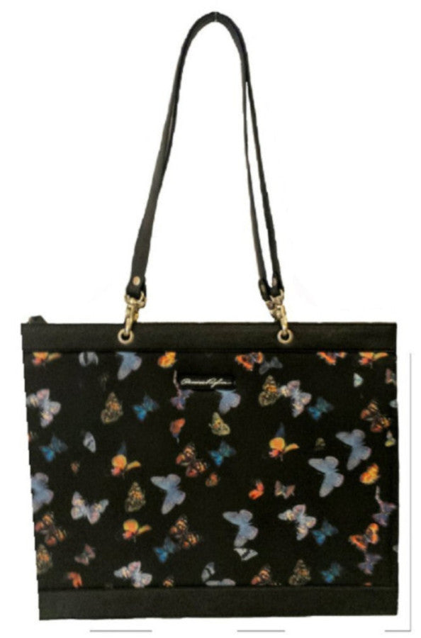 Pangborn Design Extra Large Butterfly Tote Bag