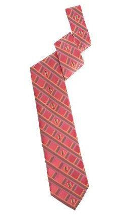 Pangborn Upscale Woven Tie in red