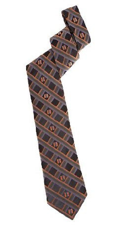 Pangborn Upscale Woven Tie in black