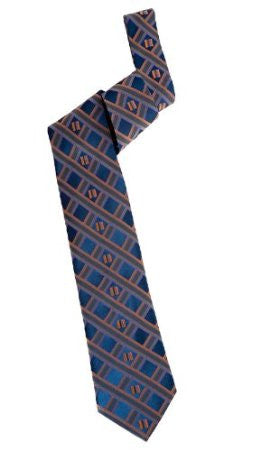 Pangborn Upscale Woven Tie in blue