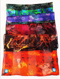 Prechter Bipolar Research - Stemcells and Butterflies Silk Scarf Custom Designed by Dominic Pangborn
