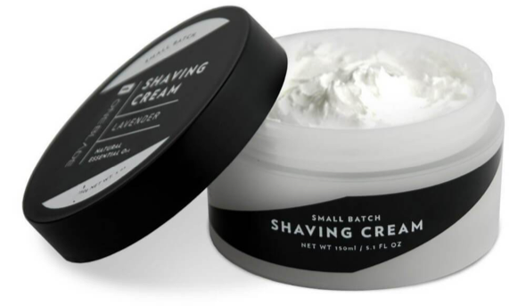 Black Tie Shaving Cream
