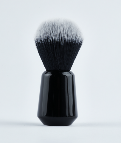 Synthetic Tuxedo Brush