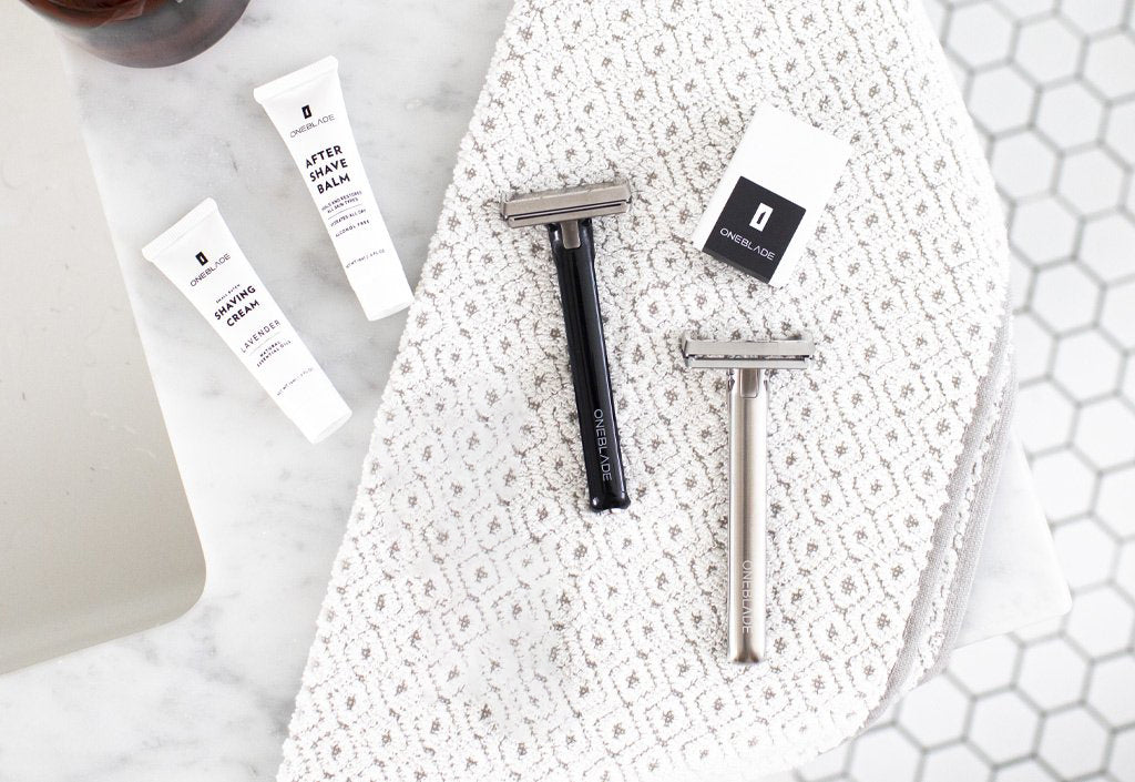 UPGRADE TO A PREMIUM ONEBLADE RAZOR