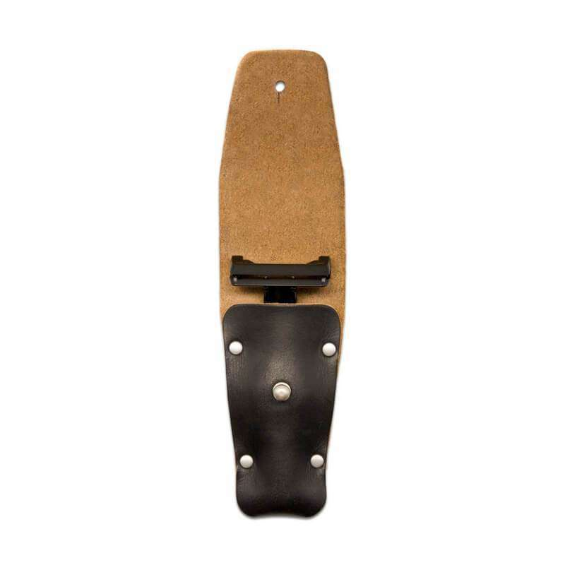 OneBlade Leather Holster in Black