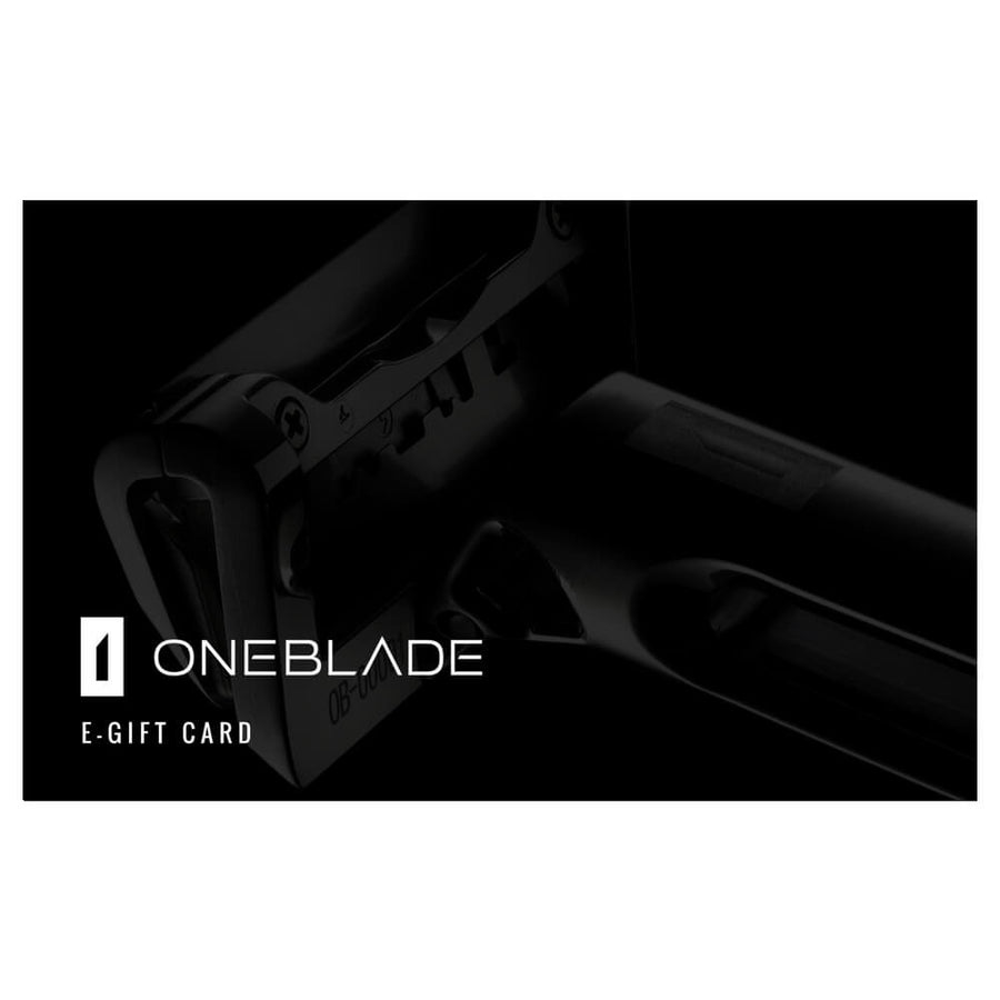 OneBlade Gift Card