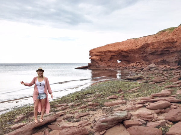 Casual Chic Exploring The Coast Of Prince Edward Island