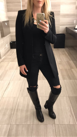 Girls just know, Michael Kors, blogger, Toronto blogger, Liberty village, west elm, Louis Vuitton, ootd, outfit of the day, Hailey Hastings, Hailey Michaels, girlsjustknoww