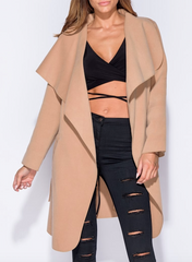 Wild Child Waterfall Coat