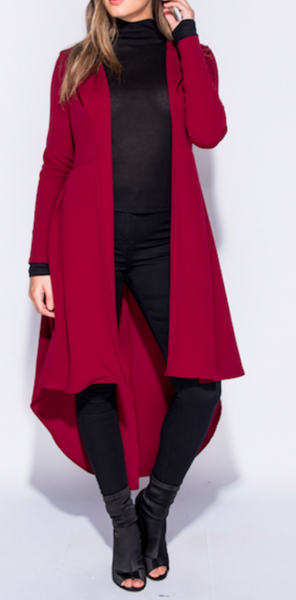 Vamp Up The Night Duster