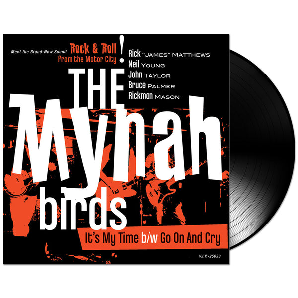 "The Mynah Birds 7"" Single LP"