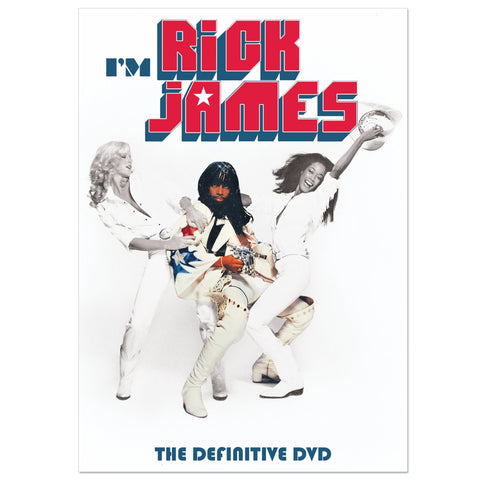 I'm Rick James Official DVD