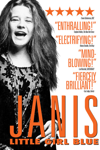 Janis: Little Girl Blue DVD [Standard Edition]