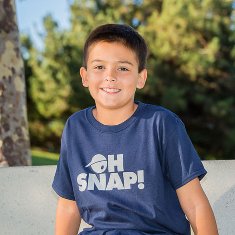 Oh Snap! T-Shirt for Kids