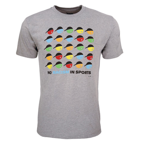 No Racism in Sports Mosaic T-shirt for Men