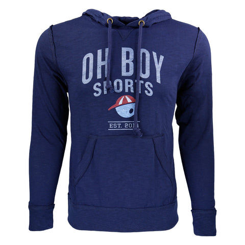 Oh Boy Sports Est. 2014 Hoodie for Men