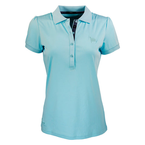 Oh Boy Pennant Women's Golf Shirt