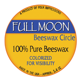 Full Moon Bees Wax