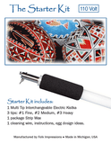 Electric Kistka Starter Kit 110 Volt
