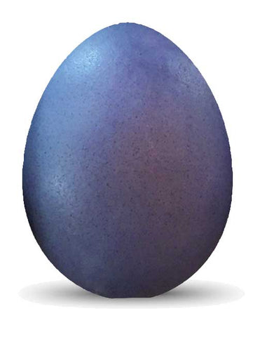 Batik Egg Dye Steel Blue