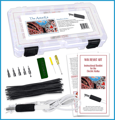Electric Kistka Artist Kit 110 Volt