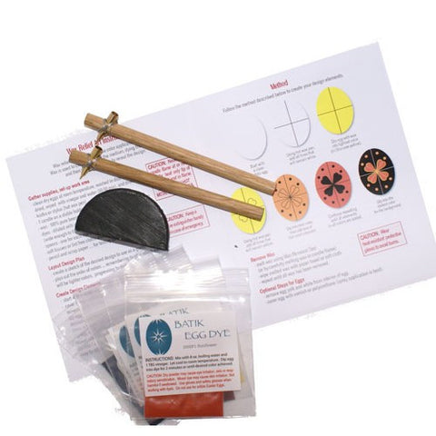 Wax Tipz Traditional Double Kistka Kit