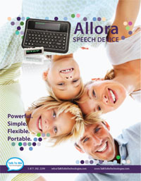 Allora Speech Generating Device