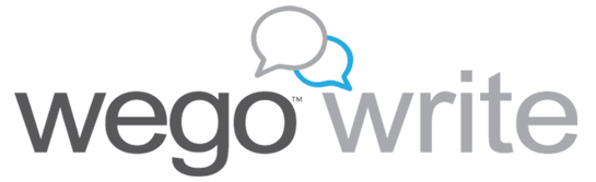 wegowrite - speech device logo