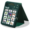 GoTalk 4+ Bundle - with GoTalk Overlay Software and Carry Stand
