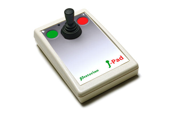 J-Pad - wireless iPad Joystick