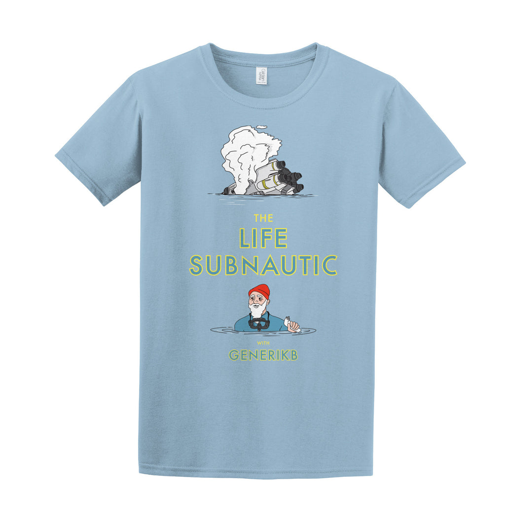 The Life Subnautic Tee