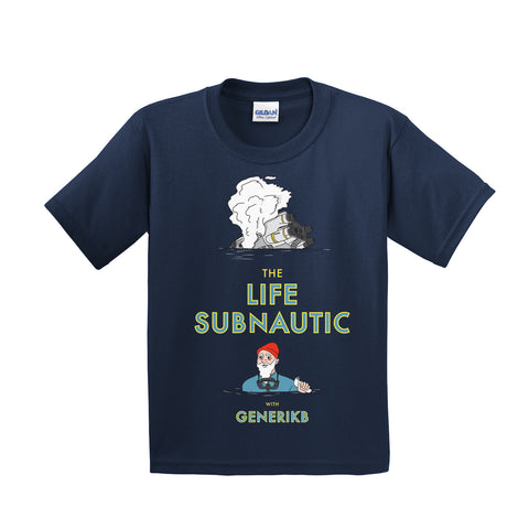The Life Subnautic Kids Tee