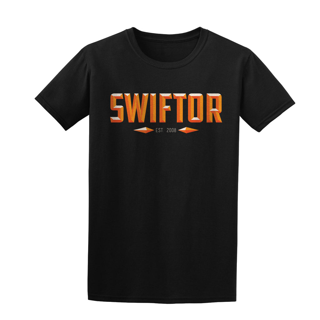 Swiftor Bevel Logo Tee