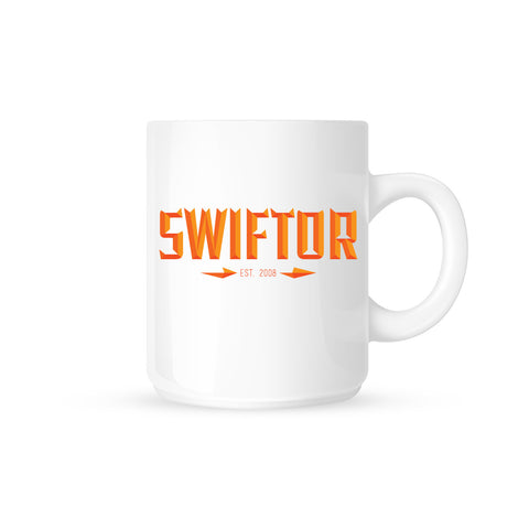 Swiftor Bevel Logo Mug